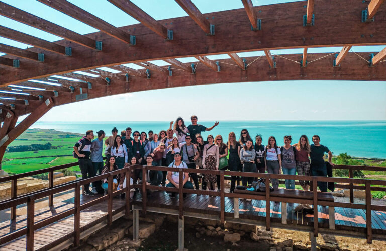 Group picutre Cyprus