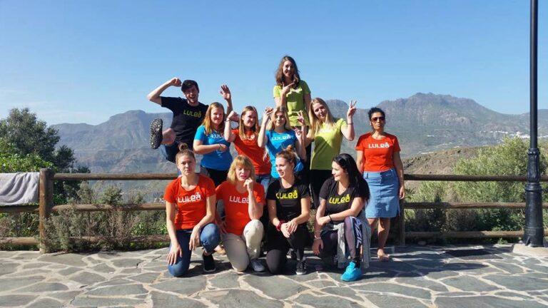 Santa Lucia is in Town, Gran Canaria 2016
