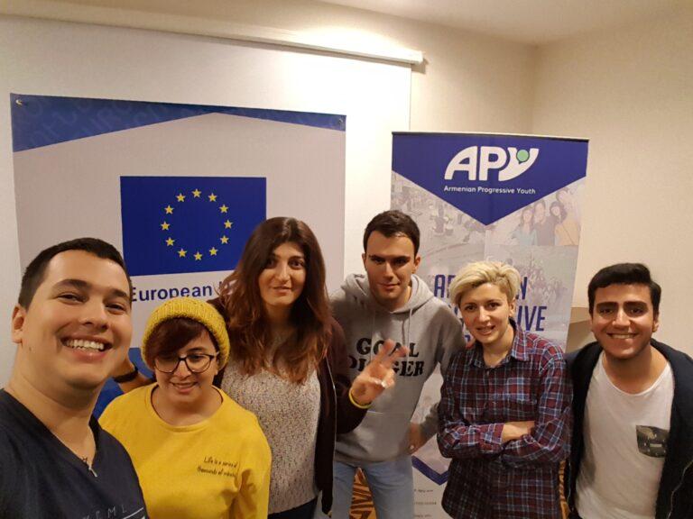 Pride 1, Armenia 2018
