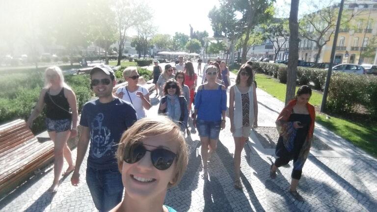 ABC on volunteering mentorship, Portugal 2017