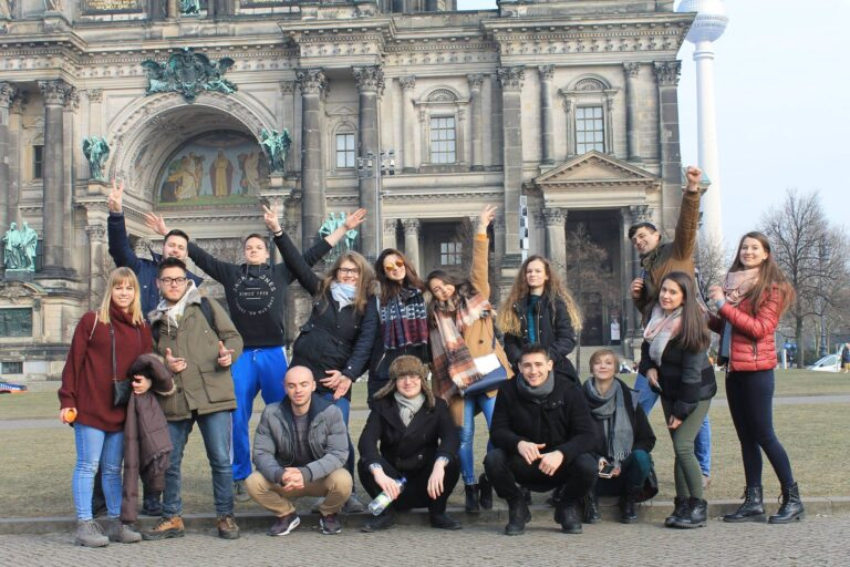 Youth workers for a better Europe, Germany 2018