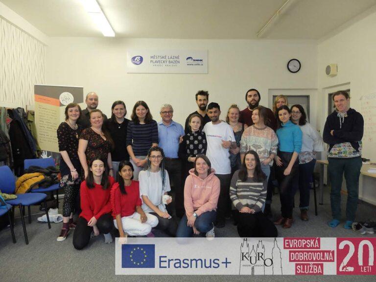 EVS Mentoring Course, Czech Republic 2019